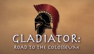 Gladiator: Road to the Colosseum cover