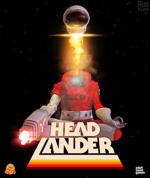 Headlander cover