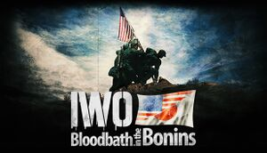 IWO: Bloodbath in the Bonins cover