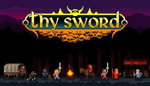 Thy Sword cover
