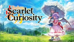 Touhou: Scarlet Curiosity cover