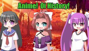 Anime! Oi History! cover