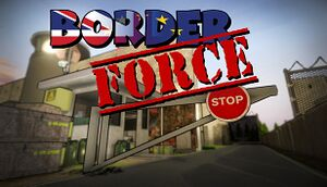 Border Force cover