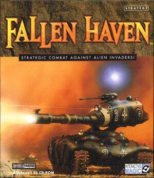 Fallen Haven cover