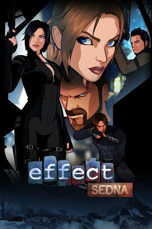 Fear Effect Sedna cover