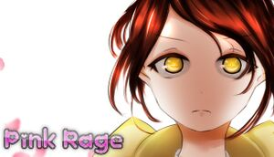 Pink Rage Otome cover
