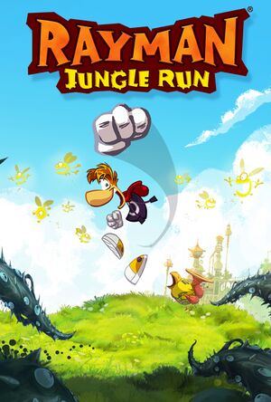 Rayman Jungle Run cover