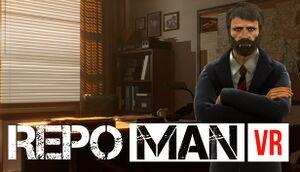 Repo Man VR cover