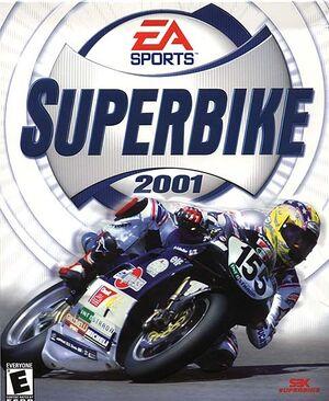 Superbike 2001 cover