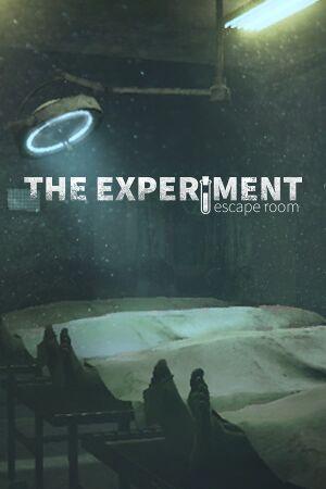 The Experiment: Escape Room cover