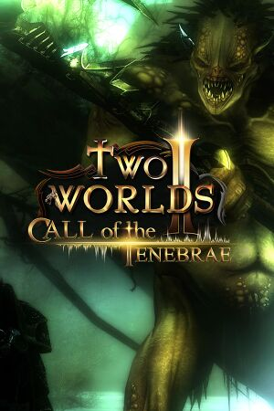 Two Worlds II HD: Call of the Tenebrae cover
