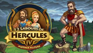 12 Labours of Hercules IV: Mother Nature cover