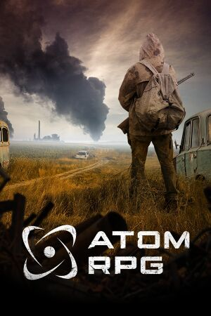 ATOM RPG: Post-apocalyptic indie game cover