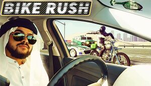 Bike Rush cover