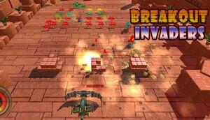 Breakout Invaders cover
