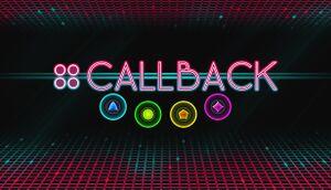 CallBack cover