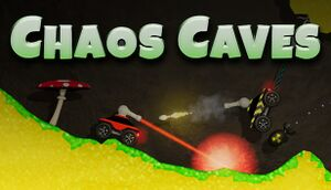 Chaos Caves cover
