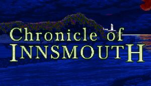 Chronicle of Innsmouth cover