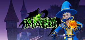 Clash of Magic cover