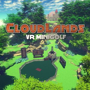 Cloudlands: VR Minigolf cover