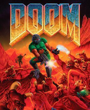 Doom Classic cover