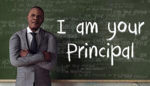 I am Your Principal cover