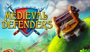 Medieval Defenders cover