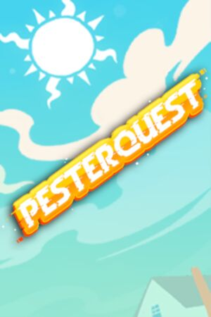 Pesterquest cover