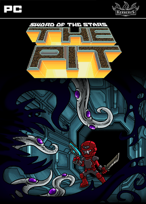 Sword of the Stars: The Pit cover