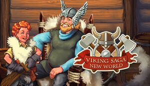 Viking Saga: New World cover