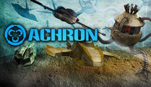 Achron cover