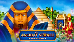 Ancient Stories: Gods of Egypt cover