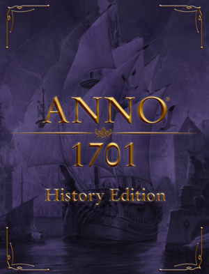 Anno 1701: History Edition cover