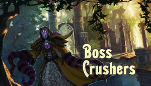 Boss Crushers cover