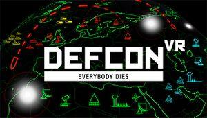 DEFCON VR cover
