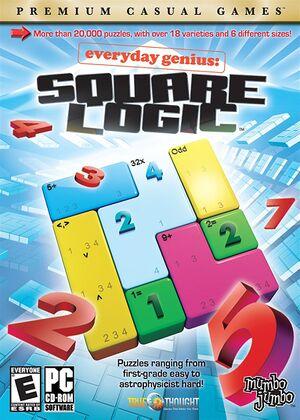 Everyday Genius: SquareLogic cover