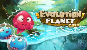Evolution Planet: Gold Edition cover