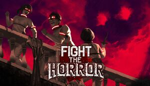 Fight the Horror cover