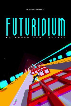 Futuridium EP Deluxe cover