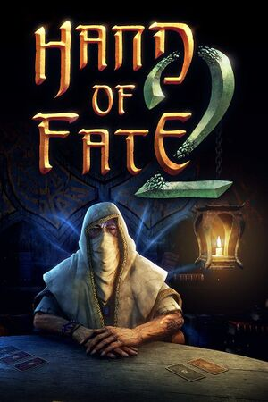 Hand of Fate 2 cover