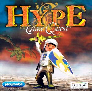 Hype: The Time Quest cover