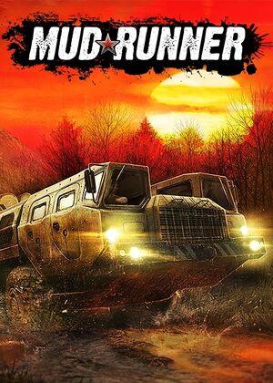MudRunner cover