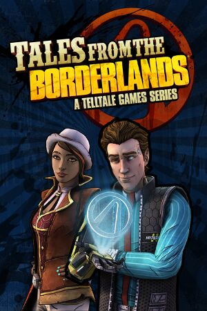 Tales from the Borderlands cover