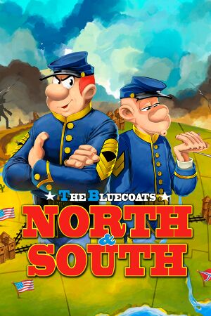 The Bluecoats: North & South cover