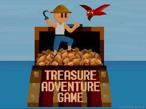 Treasure Adventure Game cover