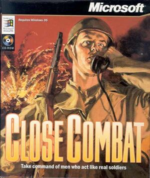 Close Combat cover