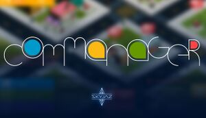 Commanager Tycoon cover