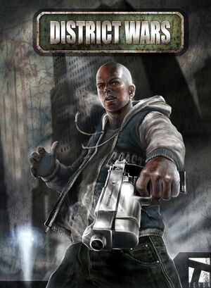 District Wars cover