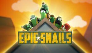 Epic Snails cover
