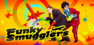 Funky Smugglers cover